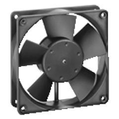 Ventilator 24VDC - 170m³/h