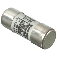 Cylindrische zekering FR 22x58 gG 100A 500V