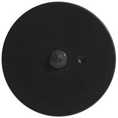 Sensor (zwart) beweging en licht in zwarte