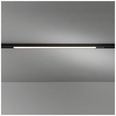 Pista track 48V LED linear 3000K DALI GI (555mm) black struc