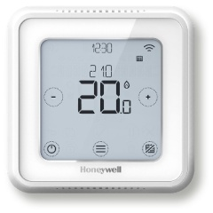 Lyric T6 Programmeerbare slimme wifi thermostaat - Wit model