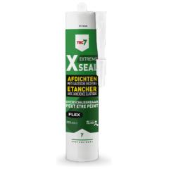 All-in-one afdichtings- en afwerkingskit X-SEAL antraciet - patroon 310ml